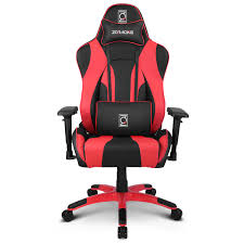ZQRacing Hyper Sport Series Gaming Office Chair-Black/Red ... Office Essentials Respawn400 Racing Style Gaming Chair Big And Cg Ch80 Red Circlect Hero Blackred Noblechairs Arozzi Monza Staples Killabee Recling Redblack 9015 Vernazza Vernazzard Nitro Concepts S300 Ex In Casekingde Costway Executive High Back Akracing Arc Series Casino Kart Opseat Master