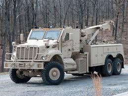 100 International Military Trucks MaxxPro 66 Wrecker 2007 MaxxPro 6x6