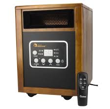 Tractor Supply Gun Cabinets by Soleil Infrared 4 Element Quartz Electric Room Heater With Remote