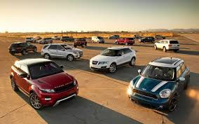 2012 Motor Trend SUV Of The Year - Competition Overview - YouTube