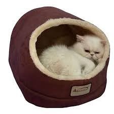 Kh Thermo Kitty Heated Cat Bed by Top 7 Cat Beds Ebay