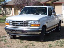 100 1996 Ford Truck CL302 F150 Super Cab Specs Photos Modification Info At