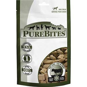 PureBites Beef Liver Dog Treats