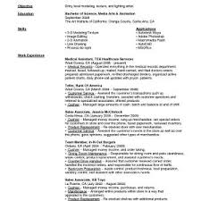 Sample Resume For Bank Teller Refrence Skills Examples Fresh Resumes A