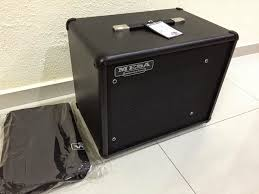 Mesa Boogie Cabinet 4x12 by Guitar Gear Acquisition Syndrome Mesa Boogie 1x12