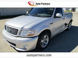2001 Used FORD F150 SVT LIGHTNING At I Auto Partners Serving ... Watch Svt Lightning Runs 7s At The Strip Ford Authority F150 Raptor Archives Fast Lane Truck Forza Horizon 3 2013 Ford Raptor Shelby Street 2004 For Sale In Naples Fl Stock A69312 2010 62 1999 Review Rnr Automotive Blog Questions Where Do The Cargurus Values Hennessey Velociraptor 600 And 800 Based On Eyecandy Of Pickup Trucks New Wheels This 1900hp Lay Down A 7second Fix V 10 Allmodsnet