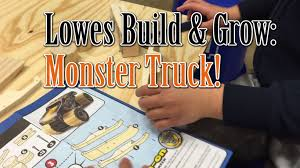 Lowes Build & Grow - Monster Truck - YouTube Rental Truck At Lowes The Ultimate Highclass And Stunning Dolly Carts At Lowes Milwaukee Metal Folding Hand Best Resource Carts 2017 Trucks Moving Supplies Home Depot Shop Harper Steel Convertible Lowescom Ideas Chainsaw Rentals Lifted Collapsible Alinum Ace Hdware Build Grow Monster Youtube Dollies Heavy Duty