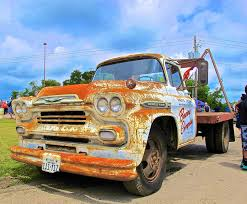 1959 Chevrolet Viking 40 Truck At Lonestar Round Up | ATX Car ...