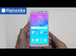 Samsung Galaxy Note 4 How to Use as a Flashlight Fliptroniks