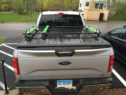 Bike Racks Over Tonneau Cover- Success! - Ford F150 Forum ...