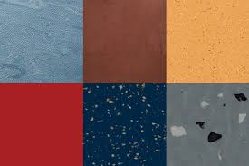 johnsonite rubber tile textures rubber flooring in the home