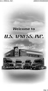 Welcome To U.S. XPRESS, INC. PAGE 1 - PDF Charlie Harris Truck Driver Us Xpress Inc Linkedin Knightswift Buys Abilene Motor Express Truckersreportcom Find Driving Jobs W Top Trucking Companies Hiring Sees Disruption As Truckload Threat Opportunity Joccom New Team Driver Offerings From Fleet Owner Fleet Introduces 500 Bonuses Paid Out Over Four Years For Inside My New Truck With Xpress Part 2 Adventures In Get Your Company Gear Shipped U Can Depend On Sued After 5 Nursing Students Die Youtube