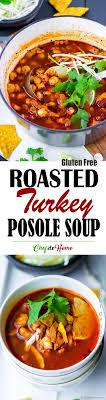 Easy Posole Rojo Turkey Soup Recipe