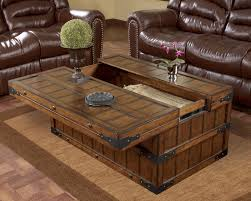 Rustic Oak Living Room Furniture