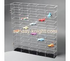 Lego Acrylic Minifigure Display Case Comic Con Toy DBK 020