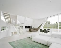 Home Designs: 16 Glass Balustrades - Futuristic Villa In Vienna ... Architecture Futuristic Home Design With Arabian Nuance Awesome Decorating Adorable Houses Bungalow Cool French Interior Magazines Online Bedroom Ipirations Designs 13 White Villa In Vienna Homey Idea Unique Small Homes Unusual Large Glass Wall 100 Concepts Fascating Living Room Chic Of Nice 1682 Best Around The World Images On Pinterest Stunning Japanese Photos Ideas Best House Pictures Bang 7237