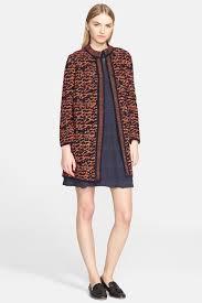 100 Missoni Sydney Tweed Knit Coat