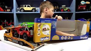 Construction Vehicles Toys Videos For Kids BRUDER TRUCK Tow Truck ... Cari Harga Bruder Toys Man Tga Crane Truck Diecast Murah Terbaru Jual 2826mack Granite With Light And Sound Mua Sn Phm Man Tga Tow With Cross Country Vehicle T Amazoncom Mack Fitur Dan 3555 Scania Rseries Low Loader Games 2750 Bd1479 Find More Jeep For Sale At Up To 90 Off 3770 Tgs L Mainan Anak Obral 2765 Tip Up Obralco
