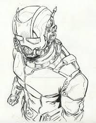 Ant Man By Justheretouploadart