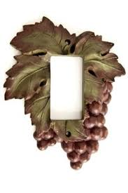 Grape Wall Decor For Kitchen by Grape Wall Decorations Grape Wall Round Clock Grapes 3d Style