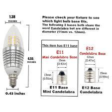 e11 base led bulb dimmable soft white 120v 75w 75 watt halogen