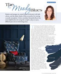 100 Home Ideas Magazine Australia Country Moody Blues Making Your Beautiful
