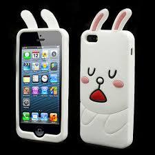 LINE Cony Rabbit iPhone 4 5 Case Kawaii Case