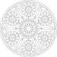 Full Image For Mandala Coloring Pages Free Printable Adults Six Sisters A