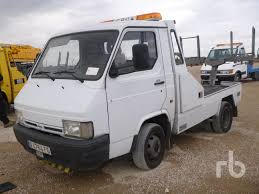 Sale Of NISSAN TRADE 3.0D Tow Trucks By Auction, Recovery Vehicle ...