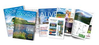 Order The Official Colorado State Vacation Guide