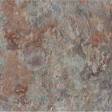 cryntel 12 x 12 shale slate finish vinyl tile 88 cents each a