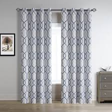 Ideas Interesting 96 Inch Curtains For Modern Middle Room Ideas