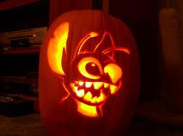 Cute Halloween Carved Pumpkins by Stitch Pumpkin Cute Ideas U003c3 Pinterest Pumpkin Carvings