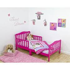 Dream Me Classic Toddler Bed Pink Baby Toddler Furniture