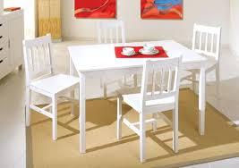 chaise blanche de cuisine chaise blanche de cuisine ensemble table 4 chaises chaise