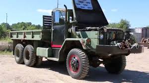 100 Deuce And A Half Truck 1970 M352 25 Ton Kaiser Jeep 6x6 Military Cargo
