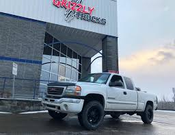 100 Grizzly Trucks Checkout This GMC Duramax Rolling Out JestPiccom