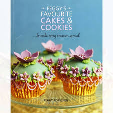 Details About Peggys Favourite Cakes Cookies Book By Peggy Porschen