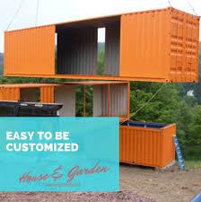100 Ocean Container Houses 101 Super Modern Shipping Ideas Shop Garage