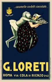 G Loreti By Mauzan 1926 France