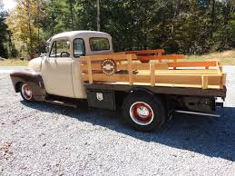 Motor'n | 1954 Chevy Flatbed Truck For Sale At Www.motorn.com ... 1954 Chevrolet 3600 For Sale Classiccarscom Cc1086564 Scotts Hotrods 481954 Chevy Gmc Truck Chassis Sctshotrods Tci Eeering 471954 Suspension 4link Leaf Lowrider Tote Bag By Mike Mcglothlen 5 Window Pickup Youtube Powered 100 Rust Free Native California Lqqk Chevygmc Brothers Classic Parts 1953 3100 Stock 16017 Sale Near San Ramon Ca Stepside Fast Lane Cars Super Clean Custom Truck Custom Trucks Street Rod Concord Carbuffs 94520