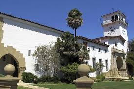 Santa Barbara Courthouse Mural Room by Santa Barbara Courthouse And Clock Tower Views U0026 Sightseeing