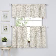 Bed Bath And Beyond Curtains And Valances by Serene Window Curtain Tier Pairs And Valance Bed Bath U0026 Beyond