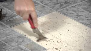 White 12x12 Vinyl Floor Tile how to remove vinyl tiles u0026 adhesive from wood flooring flooring