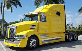 100 Star Trucking Company Backup Camera Option For Western American Trucker