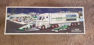100 Hess Truck History 2003 Toy And Race Cars O385 EBay