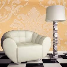 Lotus Pattern Design 3D Glue On Wall Panel Wall Flats Box Of 12 3228 Sqft
