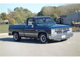 100 1986 Chevy Trucks For Sale Chevrolet Pickup For ClassicCarscom CC1160922