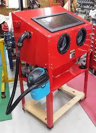 Harbor Freight Sandblaster Cabinet Mods by Harbor Freight Blast Cabinet Modifications Seeshiningstars