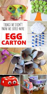 124 best Egg Carton Crafts images on Pinterest